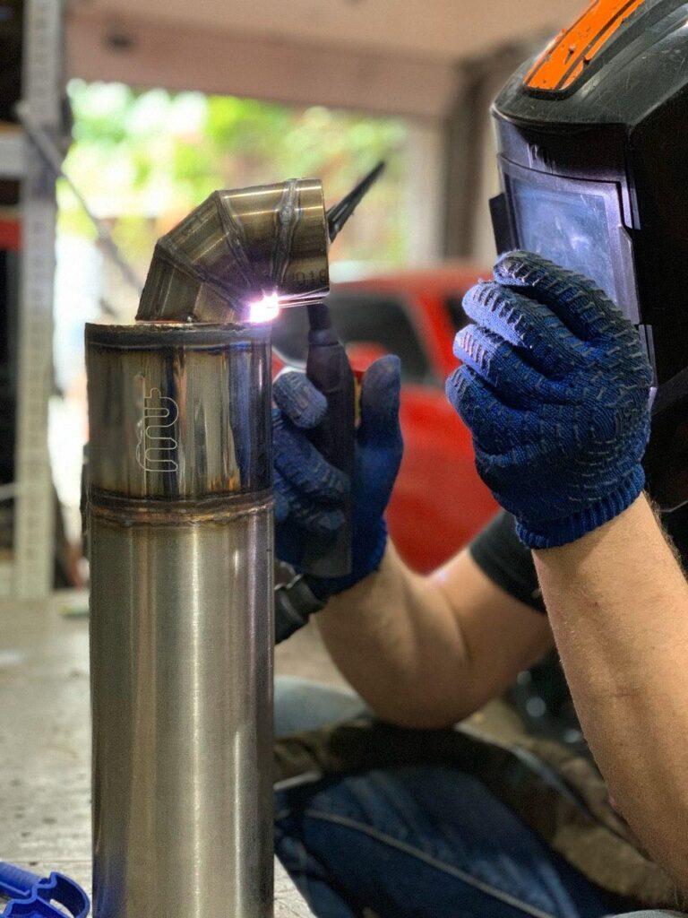 Что такое пламегаситель и чем он отличается от резонатора?